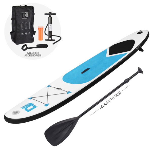 Stand Up Inflatable Paddle Board blue